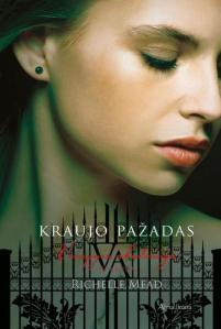 vampyrų akademija 4