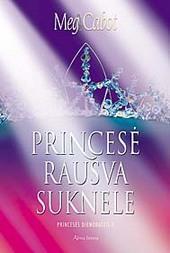 princeses dienoras 5 rausva suknelė