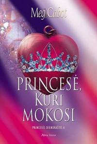 princeses dienorastis 6 mokosi