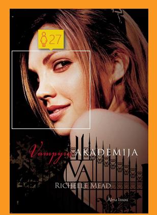 metai vampyrų akademija