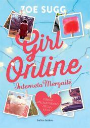 girl online interneto mergaitė