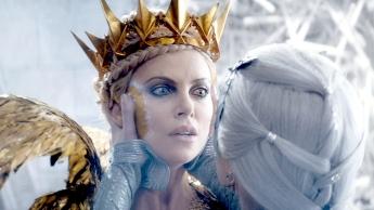 medžiotojas ir ledo karalienė