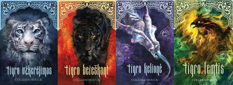 tigrų saga