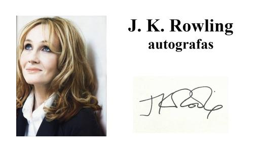 rowling-autografas
